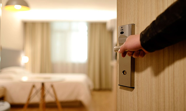How to keep to your hotel safer over the festive season