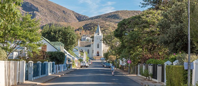 The Best Little Towns in The Cape for a Weekend Break