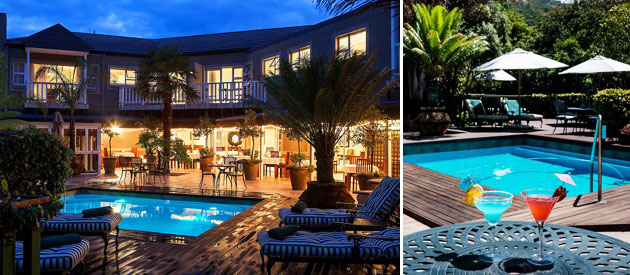 Cinnamon Boutique Guest House - Garden Route - South Africa