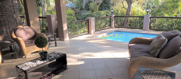 Pelican's Nest, St Lucia, 4 Star Exclusive Self Catering House, 3 bed 2 bath, Aircon, Modern Kitchen, D/Room, Lounge, DSTV, Wifi, Pool, BBQ, Parking, Jungle gym, holiday home, self catering accommodation