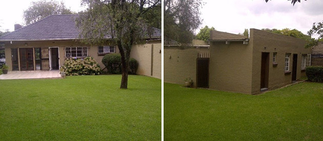 South Africa Room - working adult accommodation - Gauteng