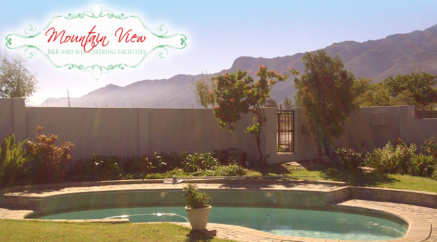 MOUNTAIN VIEW B&B AND SELF CATERING, PORTERVILLE