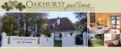 OAKHURST GUEST HOUSE AND SELF CATERING