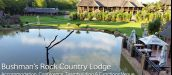 BUSHMAN'S ROCK COUNTRY LODGE, PRETORIA