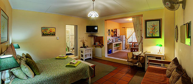 Between the Sheets Guest House - Nelspruit accommodation - Mpumalanga