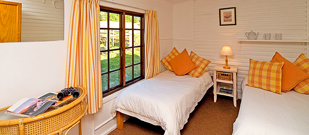 WOODBOURNE RESORT, KNYSNA