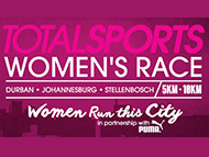 Totalsports Women's Race Johannesburg