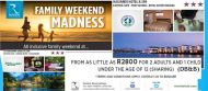 Haylards Hotel & Spa:  Family  Weekend Madness